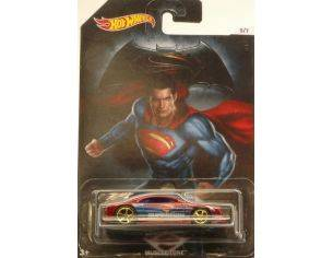 Hot Wheels HWDJL47MU MUSCLE TONE BATMAN V SUPERMAN 1:64 Modellino
