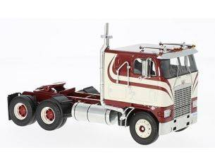 Neo Scale Models NEO44865 DIAMOND REO ROYALE CO8864D 1974 RED/WHITE 1:43 Modellino