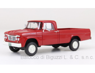 Neo Scale Models NEO46715 DODGE W POWER WAGON 1964 1:43 Modellino