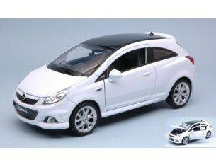 Welly WE22511W OPEL CORSA OPC 2008 WHITE 1:24 Modellino