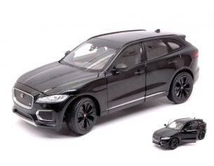 Welly WE24070BK JAGUAR F-PACE 2016 BLACK 1:24 Modellino