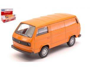 Welly WE43687FO VW T3 1979 ORANGE cm 11 Modellino