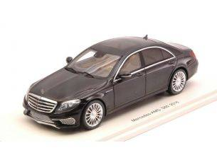 Spark Model S4915 MERCEDES AMG S65 2016 BLACK 1:43 Modellino