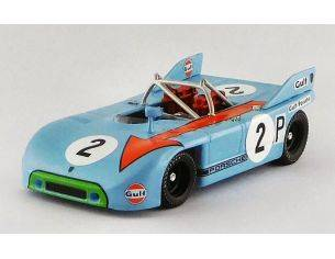 Best Model BT9675 PORSCHE 908-03 N.2 DNF 1000 KM NURBURGRING 1971 J.SIFFERT-D.BELL 1:43 Modellino