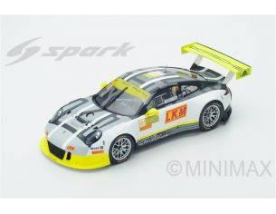 Spark Model S18SA007 PORSCHE 911 GT3 R N.911 4th MACAU GT WORLD CUP 2016 E.BAMBER  1:18 Modellino