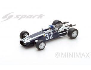 Spark Model S4807 COOPER T81B JACKY ICKX 1967 N.32 6th ITALIAN GP 1:43 Modellino