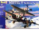 Revell 04696 HEIKEL HE 111 P-1 KIT 1:32 Kit Modellismo