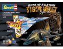 Revell 05709 TIGERMEET RF-4E PHANTOM &MIRAGE 2000C 1:72 KIT Modellino