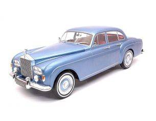 Mac Due MCG18057 ROLLS ROYCE SILVER CLOUD III FLYING 1963 LIGHT BLUE METALLIC 1:18 Modellino