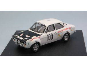 Trofeu TF0552 FORD ESCORT MK1 N.100 RALLY MANX 1971 C.WITHERS 1:43 Modellino