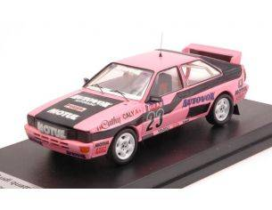 Trofeu TFGRB05 AUDI QUATTRO 'MOTUL-AUTOVOX' N.23 RALLYCROSS 1987 CATHY CALY 1:43 Modellino