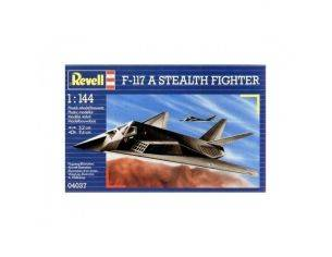 REVELL 04051 F-19 STEALTH FIGHTER 1:144 KIT Modellino