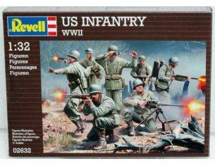 Revell 02528 JAPANESE INFANTRY WWII 1:76 Modellino
