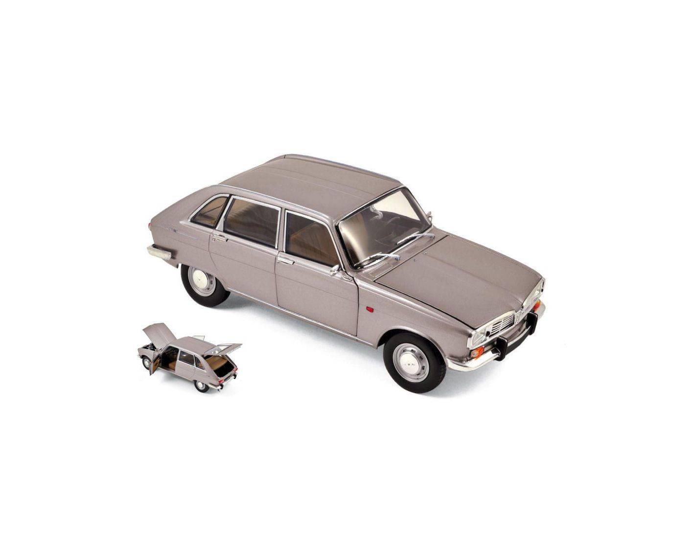 auto 1 18 norev nv185133 renault 16 1968 grey metallic 1 18 modellino modellino shop. Black Bedroom Furniture Sets. Home Design Ideas