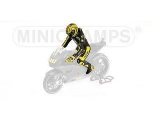 Minichamps PM312110876 FIGURA V.ROSSI 2011 DUCATI TEST 1:12 Modellino