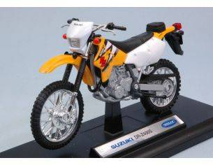 Welly WE38512C SUZUKI DR-Z400S 1:18 Modellino