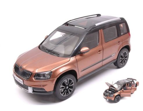 abrex ab18033sr skoda yeti fl outdoor 2013 bronze metallic. Black Bedroom Furniture Sets. Home Design Ideas