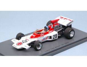 Spark Model S5346 LOTUS 72D DAVE CHARLTON 1972 N.29 RETIRED BRITISH GP 1:43 Modellino