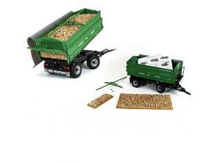 Universal Hobbies UH5268 CARRO BRANTNER Z18051 XXL WITH SUGAR BEETS 1:32 Modellino