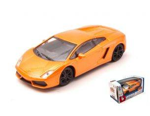 Bburago BU30306OR LAMBORGHINI GALLARDO LP 560-4 ORANGE 1:43 Modellino