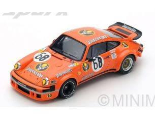 Spark Model S4424 PORSCHE 934 N.68 DNF LM 1978 POULAIN-FEITLER-HOLUP-DOREN 1:43 Modellino