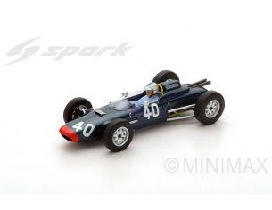 Spark Model S5331 LOLA MK4 M.HAILWOOD 1963 N.40 10th ITALIAN GP 1:43 Modellino