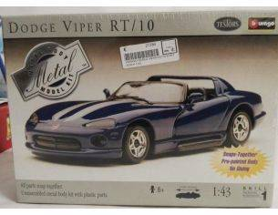 Bburago BB132K DODGE VIPER RT/10 KIT 1:43 Modellino