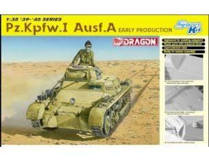 Dragon D6289 PZ KPFZ AUSF.A EARLY PRODUCTION KIT 1:35 Modellino