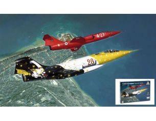 Italeri IT2777 F-104G STARFIGHTER SPECIAL COLOR KIT 1:48 Modellino
