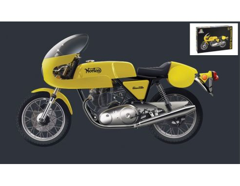 Italeri IT4640 NORTON 750 COMMANDO PR KIT 1:9 Modellino