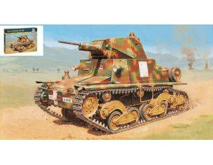 Italeri IT6553 CARRO ARMATO L6/40 KIT 1:35 Modellino