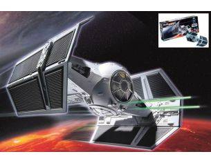 Revell RV06655 STAR WARS DARTH VADER'S TIE FIGHTER KIT 1:57 Modellino