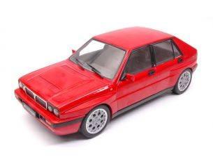 Triple 9 T9-1800171 LANCIA DELTA HF INTEGRALE 16V 1989 RED 1:18 Modellino