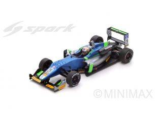 Spark Model S43MF16 DALLARA F3 N.29 WINNER MACAU GP 2016 ANTONIO FELIX DA COSTA 1:43 Modellino
