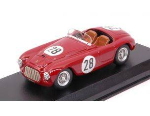 Art Model AM0378 FERRARI 166 MM N.28 6th (1st CLASS) PORTUGAL GRAND PRIX 1952 C.BIONDETTI Modellino