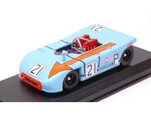 Best Model BT9684 PORSCHE 908/03 N.21 DNF 1000 KM NURBURGRING 1970 P.RODRIGUEZ-L.KINNUNEN Modellino