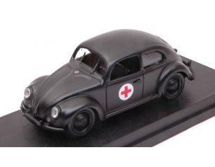 Rio RI4554 VW MAGGIOLINO AMBULANCE 1:43 Modellino