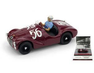 Brumm BMS1718 FERRARI 125 S N.56 WINNER GP ROMA 1947 F.CORTESE 1a VITT.FERRARI 1:43 Modellino