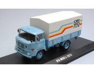 Ixo model TRU027 IFA W50 ORWO FILM 1975 1:43 Modellino
