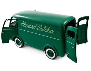 Norev NV184698 TYPE CHV 1500 KG 1946 CHENARD & WALKER GREEN 1:18 Modellino