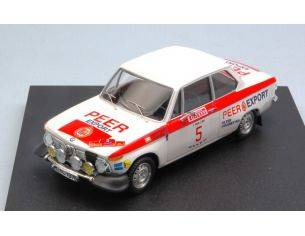 Trofeu TF1730 BMW 2002 TI N.5 RETIRED RALLY ISOLA ELBA 1972 A.WARMOLD-H.EISENDLE 1:43 Modellino