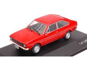 White Box WB261 VW PASSAT (B1) 1973 RED 1:43 Modellino