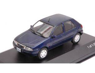 White Box WB262 FORD FIESTA 1996 DARK BLUE 1:43 Modellino