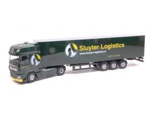 Universal Hobbies UH9011 DAF XF EURO 6 Sluyter Logistics 1:50 Modellino
