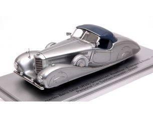 Kess Model KS43037012 MERCEDES 540K E & R 1936 PERSONAL CAR SADDAM HUSSEIN ED.LIM.PCS 250 1:43 Modellino