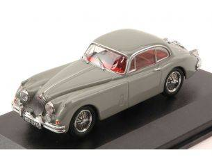 Oxford OXFJAGXK150007 JAGUAR XK150 COUPE' 1957 MOUSE GREY 1:43 Modellino