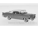 Protar PRXD582 CADILLAC ELDORADO BIARRITZ 1956 MET.DARK RED 1:43 Modellino