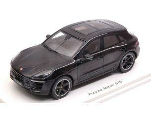 Spark Model S4975 PORSCHE MACAN GTS 2017 MATT BLACK 1:43 Modellino