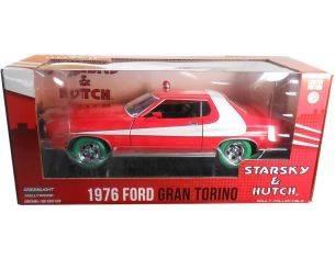 Greenlight GREEN84042GR FORD GRAN TORINO 1976 STARSKY & HUTCH 1:24 EDIZIONE LIMITATA