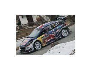 Spark Model S5154 FORD FIESTA WRC N.1 WINNER MONTE CARLO 2017 S.OGIER-J.INGRASSIA 1:43 Modellino